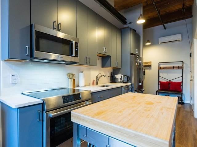 63 Melcher Street #301, Boston, MA 02110 (MLS #72773625) :: Exit Realty
