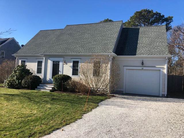 62 Dory Ln #62, Eastham, MA 02642 (MLS #72773647) :: EXIT Cape Realty