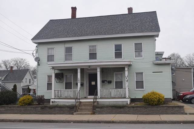182 Parker St, Lawrence, MA 01843 (MLS #72773669) :: Exit Realty