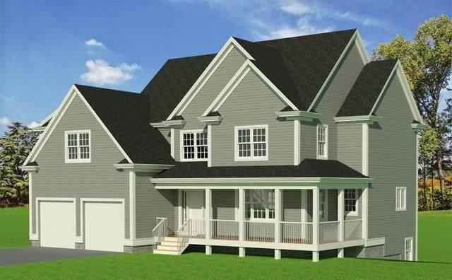 96 Mary Rocha Way (Lot 11), Attleboro, MA 02703 (MLS #72773837) :: Cosmopolitan Real Estate Inc.