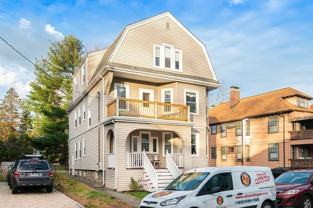 20 Seymour St #2, Winthrop, MA 02152 (MLS #72773850) :: The Gillach Group