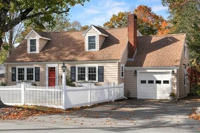 129 North Street, Stoneham, MA 02180 (MLS #72774097) :: Cosmopolitan Real Estate Inc.