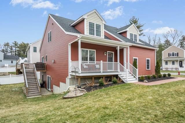 3 Hunters Court, Sutton, MA 01590 (MLS #72774198) :: Cosmopolitan Real Estate Inc.