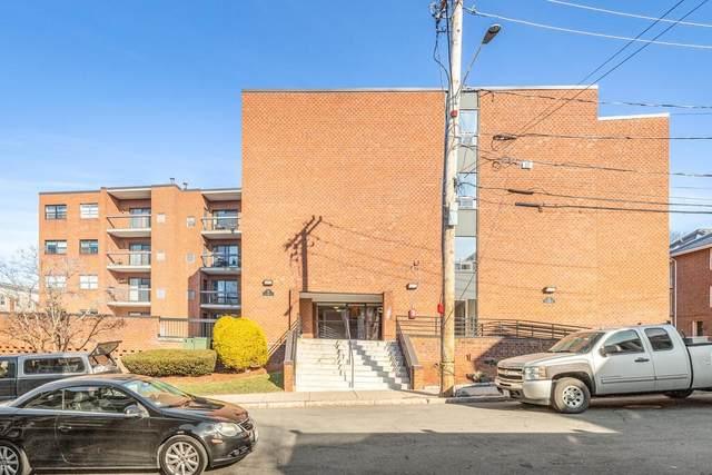 12 Mount Vernon St #22, Melrose, MA 02176 (MLS #72774228) :: Cosmopolitan Real Estate Inc.