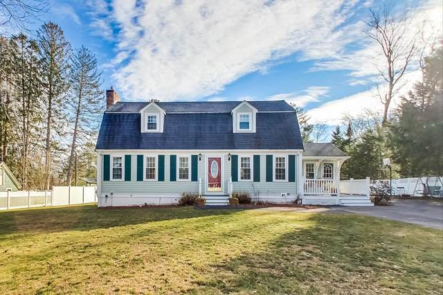 20 Forest Rd, Stoughton, MA 02072 (MLS #72774247) :: Exit Realty