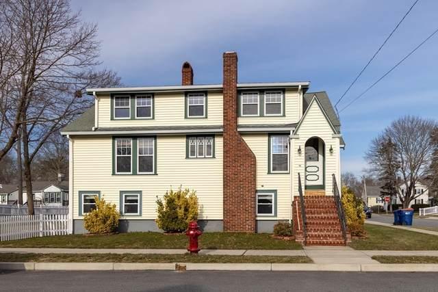 56 Elm Ave, Fairhaven, MA 02719 (MLS #72774305) :: RE/MAX Vantage