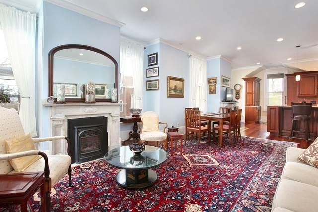 56 Thomas Park #3, Boston, MA 02127 (MLS #72774317) :: Cosmopolitan Real Estate Inc.