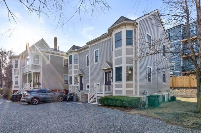 4 Hodgdon Pl #4, Somerville, MA 02143 (MLS #72774339) :: Welchman Real Estate Group