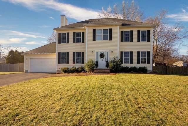 2 Helen Dr, Woburn, MA 01801 (MLS #72774430) :: Cosmopolitan Real Estate Inc.