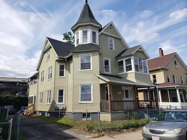 22 Wendell Pl, Springfield, MA 01105 (MLS #72774455) :: Westcott Properties