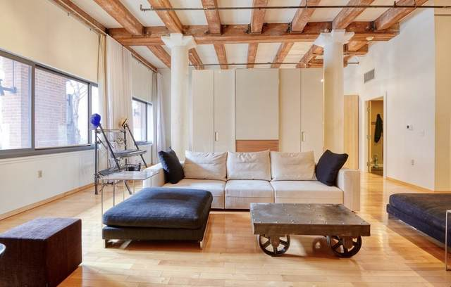 33 Sleeper #106, Boston, MA 02210 (MLS #72774467) :: Cosmopolitan Real Estate Inc.
