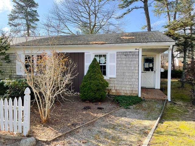 5 Katharyn Michael Rd #5, Yarmouth, MA 02675 (MLS #72774539) :: EXIT Cape Realty