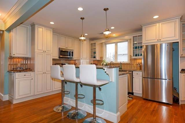 58 Rawson Road #58, Arlington, MA 02474 (MLS #72774579) :: DNA Realty Group