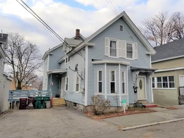 110 Beech St, Lowell, MA 01850 (MLS #72774626) :: Welchman Real Estate Group