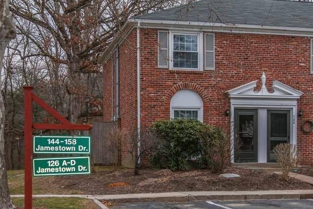 144 Jamestown Dr #144, Springfield, MA 01108 (MLS #72774653) :: Cosmopolitan Real Estate Inc.