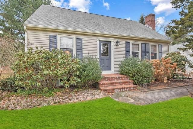 592 Edgell Rd, Framingham, MA 01701 (MLS #72774658) :: Cosmopolitan Real Estate Inc.