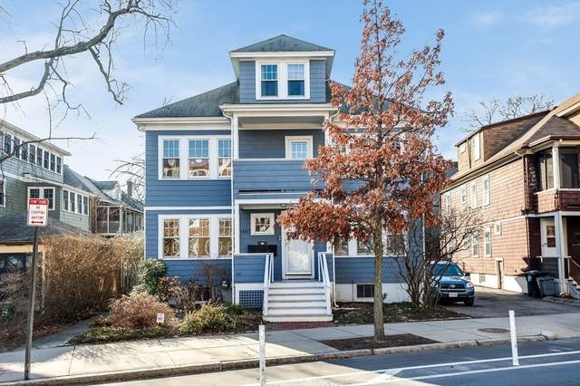 1482 Cambridge St #3, Cambridge, MA 02139 (MLS #72774667) :: revolv