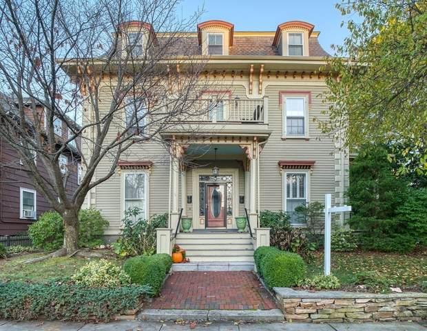 45 Orchard St. #2, Boston, MA 02130 (MLS #72774686) :: Conway Cityside