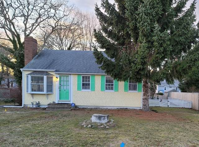 45 Mcgee St, Yarmouth, MA 02673 (MLS #72774722) :: EXIT Cape Realty