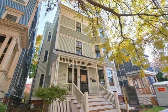 74-76 Dana St #3, Cambridge, MA 02138 (MLS #72774745) :: Westcott Properties