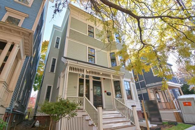 74-76 Dana St #2, Cambridge, MA 02138 (MLS #72774746) :: Westcott Properties
