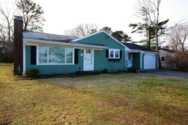 25 Hazelmoor Rd, Yarmouth, MA 02664 (MLS #72774753) :: EXIT Cape Realty