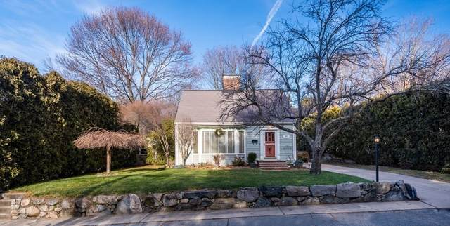 27 West Street, Woburn, MA 01801 (MLS #72774760) :: Welchman Real Estate Group