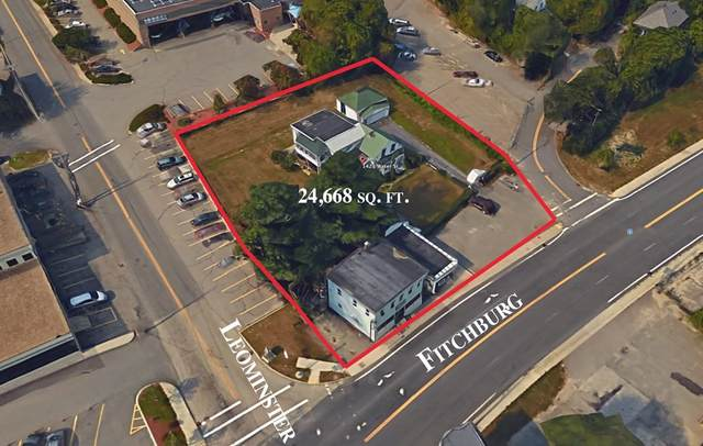 1423 Water Street, Fitchburg, MA 01420 (MLS #72774769) :: Re/Max Patriot Realty