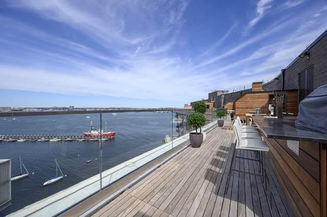 300 Pier 4 Blvd Phn, Boston, MA 02210 (MLS #72774806) :: Cosmopolitan Real Estate Inc.