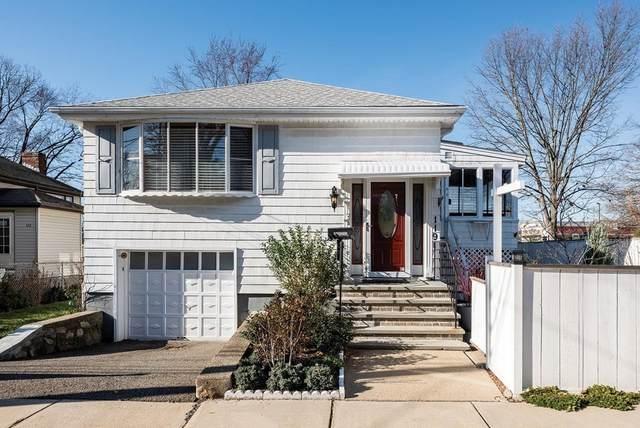 119 New Haven St, Boston, MA 02132 (MLS #72774873) :: Maloney Properties Real Estate Brokerage