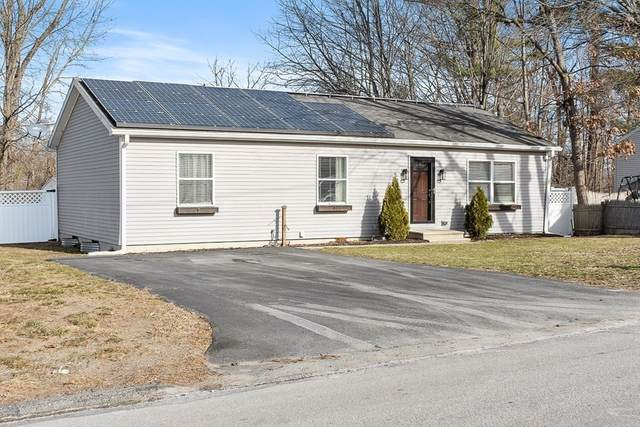 147 Fitch Road, Clinton, MA 01510 (MLS #72774879) :: Re/Max Patriot Realty