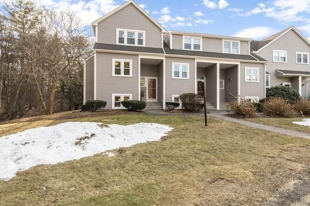 16 Summerville Rd. #16, Foxboro, MA 02035 (MLS #72774929) :: Cosmopolitan Real Estate Inc.