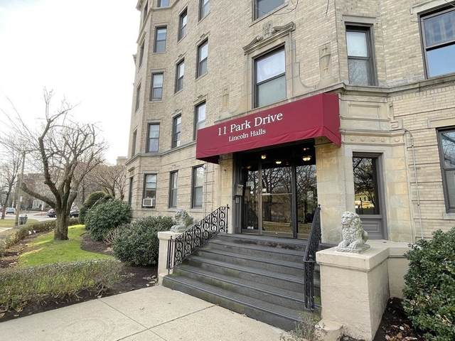 11 Park Dr. #11, Boston, MA 02215 (MLS #72774940) :: Welchman Real Estate Group