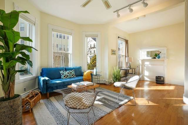 518 Putnam Ave #2, Cambridge, MA 02139 (MLS #72775067) :: Exit Realty