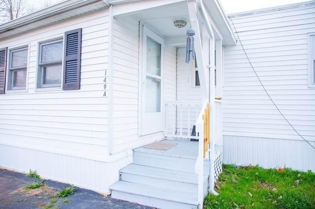 286 Newbury St Lot 149A, Peabody, MA 01960 (MLS #72775143) :: Exit Realty