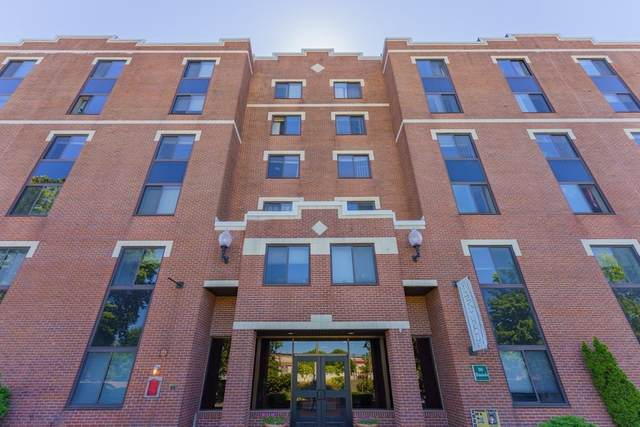 20 Daniels Street #120, Malden, MA 02148 (MLS #72775168) :: DNA Realty Group