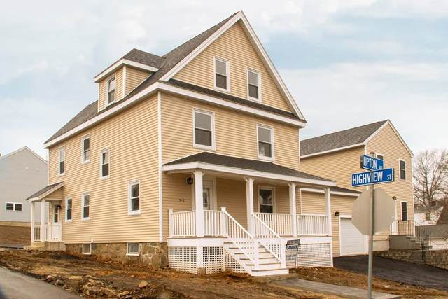 9 Upton Avenue #1, Norwood, MA 02062 (MLS #72775175) :: Trust Realty One