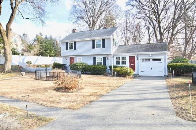 40 Belmore Park, Newton, MA 02462 (MLS #72775187) :: Trust Realty One