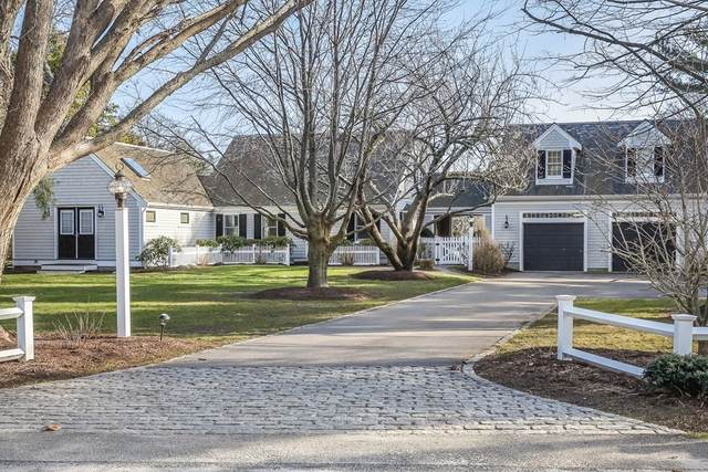 118 Pleasant Street, Yarmouth, MA 02664 (MLS #72775237) :: EXIT Cape Realty