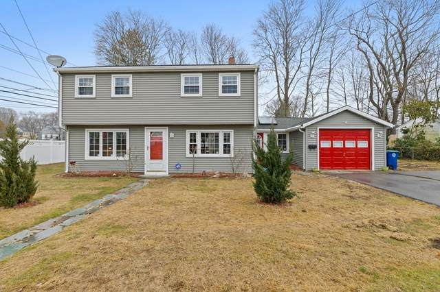 4 Lake, Braintree, MA 02184 (MLS #72775270) :: Revolution Realty