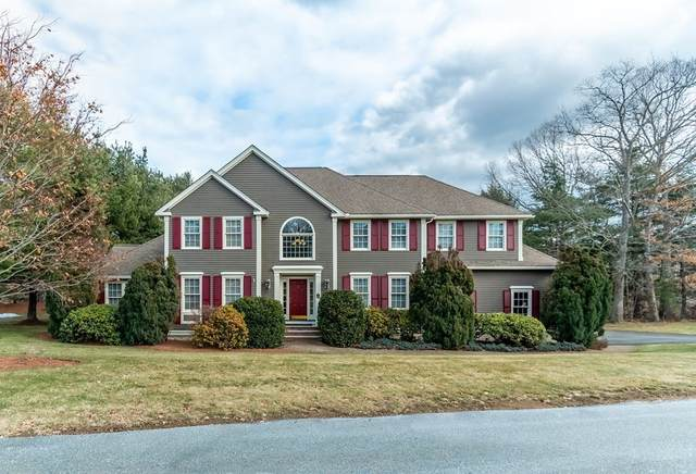116 Sherwood Drive, North Andover, MA 01845 (MLS #72775271) :: Exit Realty