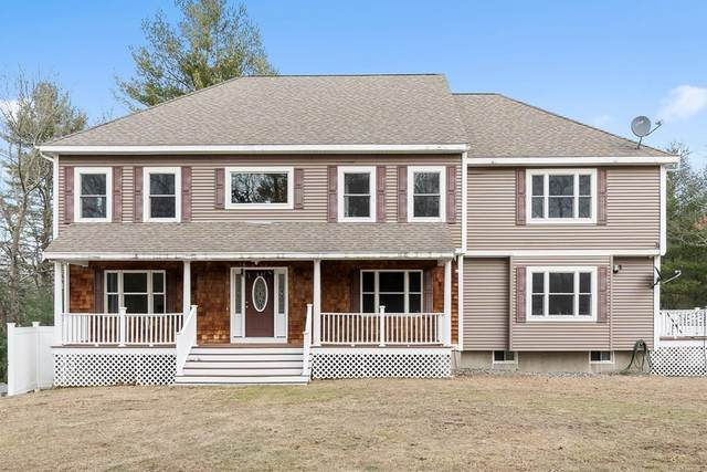 8 Sharon St, Wilmington, MA 01887 (MLS #72775365) :: Exit Realty