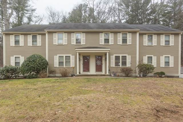 29 Old Meetinghouse Green #29, Norton, MA 02766 (MLS #72775491) :: Cameron Prestige