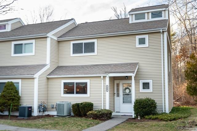306 Dongary Road 2A6, Easton, MA 02375 (MLS #72775495) :: Cameron Prestige