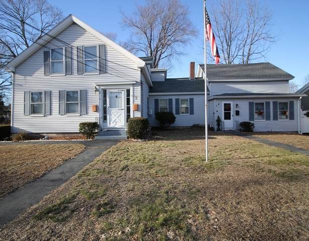3-5 Harrison Ave, Westborough, MA 01581 (MLS #72775546) :: Anytime Realty
