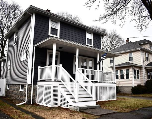 15 Mascoma St, Quincy, MA 02171 (MLS #72775577) :: RE/MAX Vantage