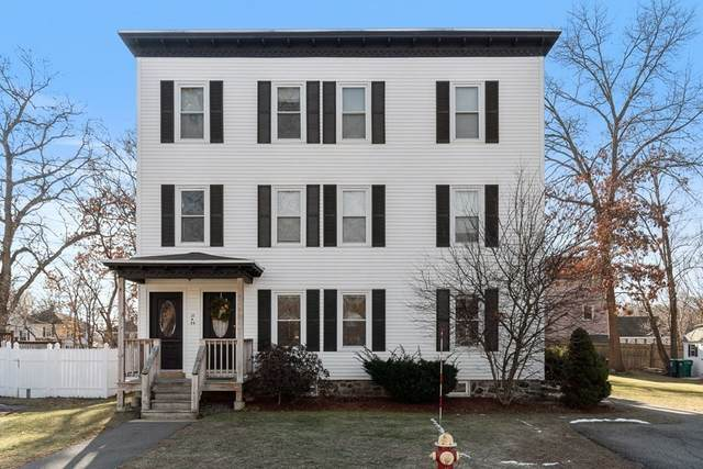 14 Mellon Street A, Billerica, MA 01862 (MLS #72775586) :: Boston Area Home Click