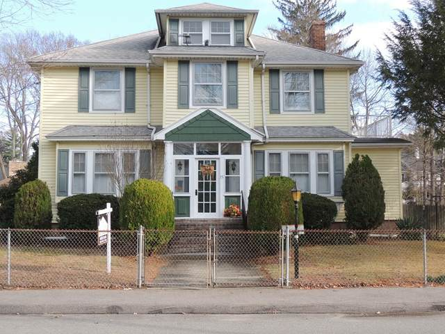 15 Kelly Street, Taunton, MA 02780 (MLS #72775610) :: RE/MAX Vantage