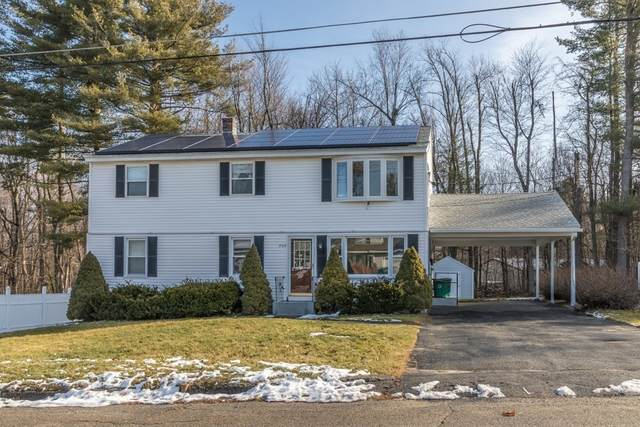 200 Hollywood St, Fitchburg, MA 01420 (MLS #72775687) :: Team Roso-RE/MAX Vantage