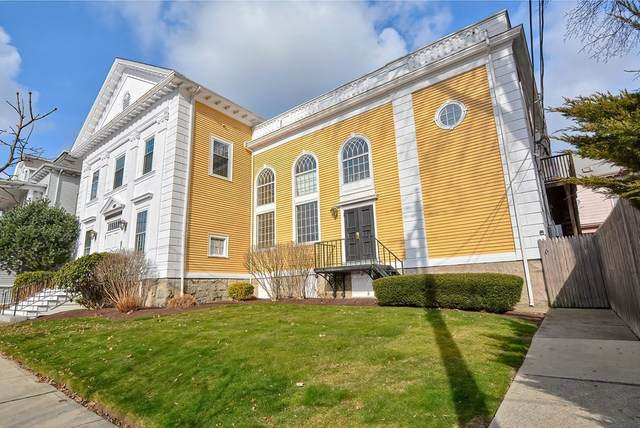 542 Walnut Street #6, Fall River, MA 02720 (MLS #72775699) :: RE/MAX Vantage